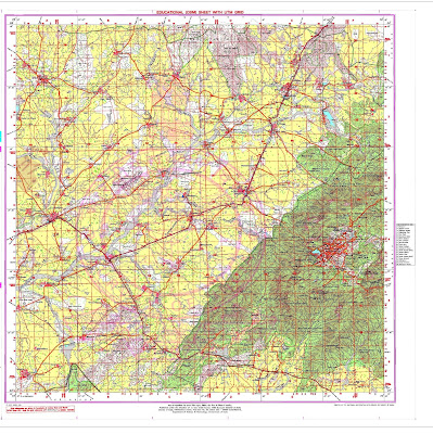 WHAT- IS -THE -NATIONAL- GRID- REFERENCE- IN THE MAPPING