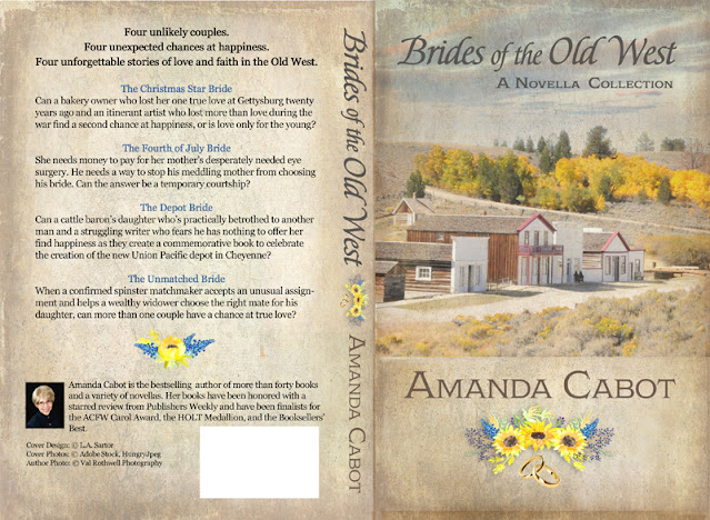 Final Print Cover - Brides of the Old West