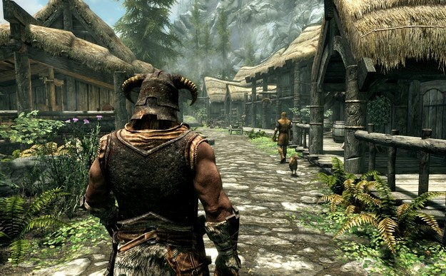 A mode that forbade playing Skyrim was banned