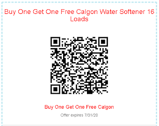 Calgon water softener