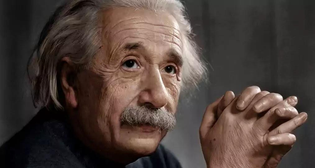 Kata Mutiara Albert Einstein