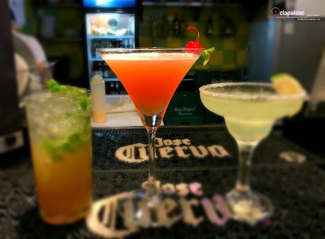 Cosmopolitan Cocktail from Jose Cuervo Tequileria Poblacion