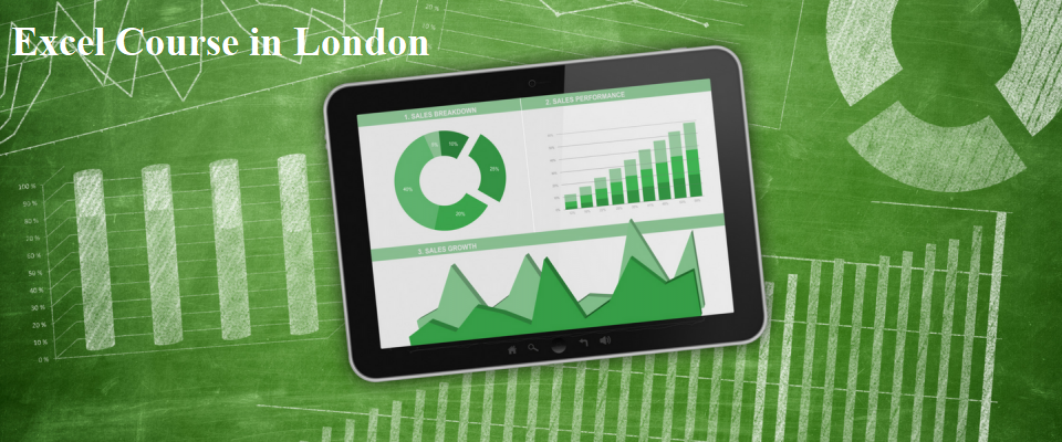 Excel courses in London