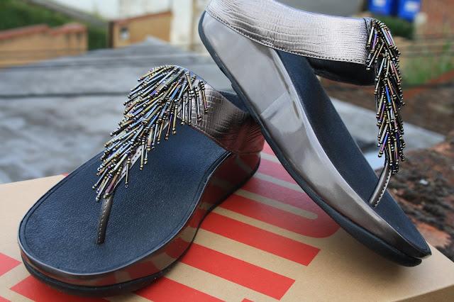 Fitflop Cha Cha Flat Sandals