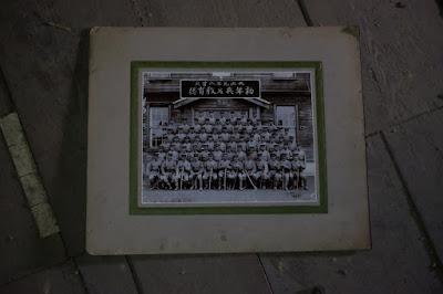 古民家カフェ・ひとつ石 大正元年入営兵の写真
