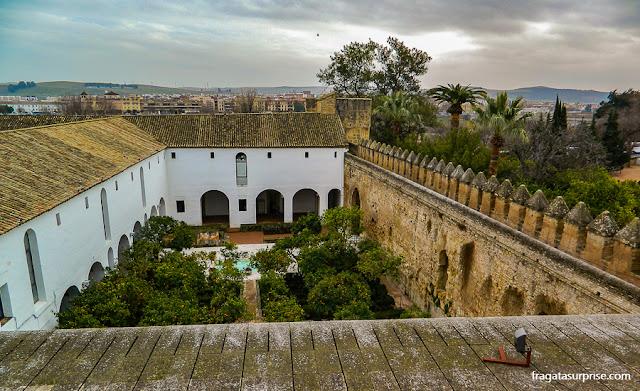 Jardins do Alcázar de Córdoba, Andaluzia