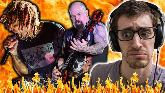 amante del hip hop reacciona a bandas de metal