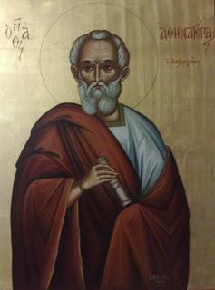 Ὁ Ἅγιος Ἀθηναγόρας ὁ Ἀθηναῖος, ὁ Ἀπολογητής