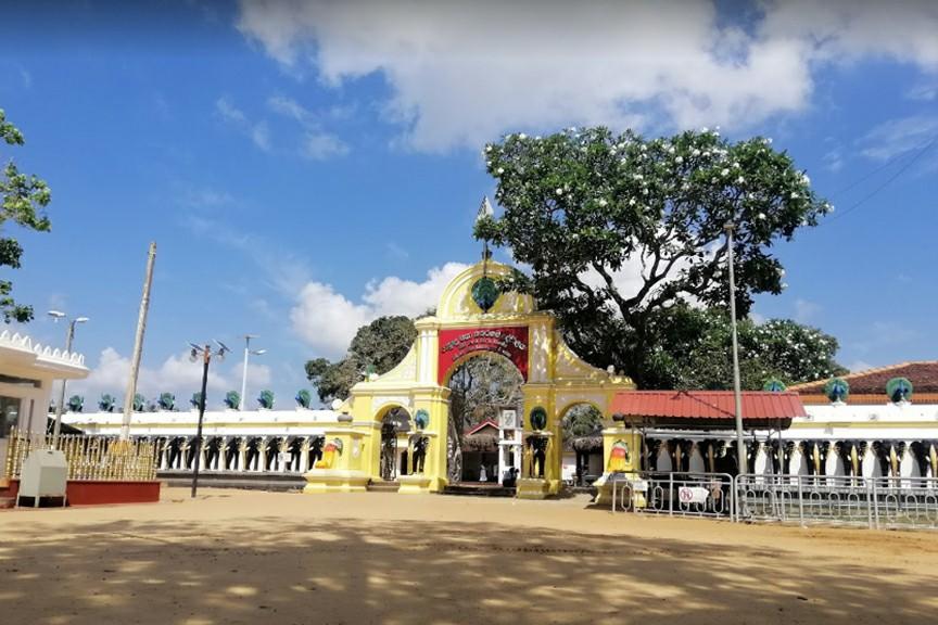 நல்லூர், திருகோணமலை மற்றும் கிழக்கில் இருந்து கதிர்காமத்திற்கு செல்லத் தடை