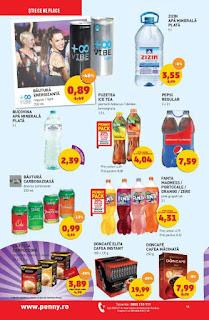 catalog penny 9 - 15 ianuarie 2019 promotii sucuri racoritoare