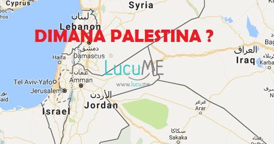 Google Hapus Palestina di Peta Dunia Memicu Kemarahan