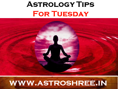how to make tuesay lucky by astrology