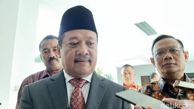 Trenggono Cerita Candaan Prabowo: Kamu yang Kerja, Aku yang Tidur