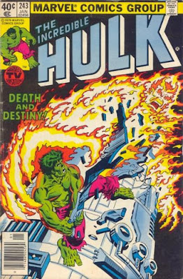 Incredible Hulk #243, Tyrannus