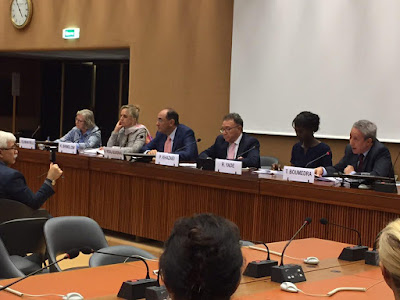 Geneva - U.N. The Conference Explores, 1988 Massacre of Political Prisoners in Iran  Thursday, 14 September 2017
