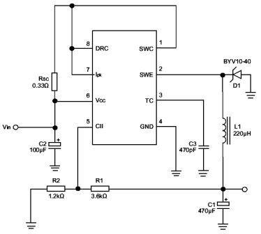 step-down-converter-circuit-diagram
