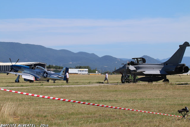 Meeting aérien Aerotorshow Valence Chabeuil 2016