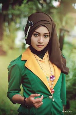 Model Hijab 2014
