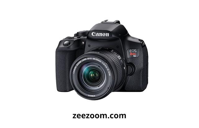 Canon EOS Rebel T8i DSLR Camera with EF-S 18-55mm IS STM Lens Kit | ZeeZoom