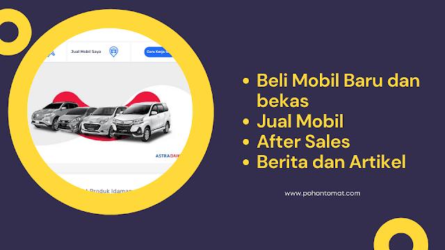 jual mobil online astra