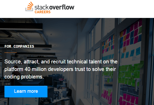stackoverflow carrers