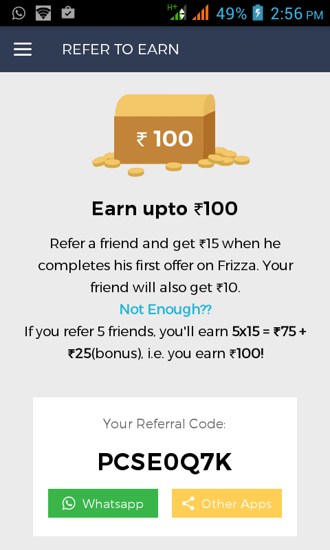 How Much Money Can You Make With Email Marketing Make Money Online Frizza App Referral Code Resume