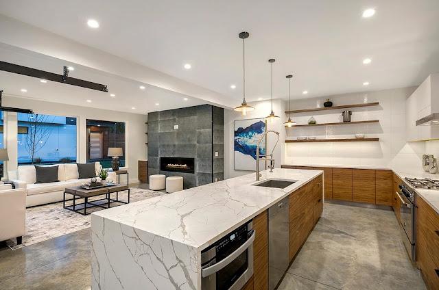 ไอเดียออกแบบห้องครัว