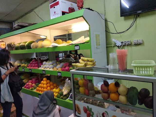 buah buah segar