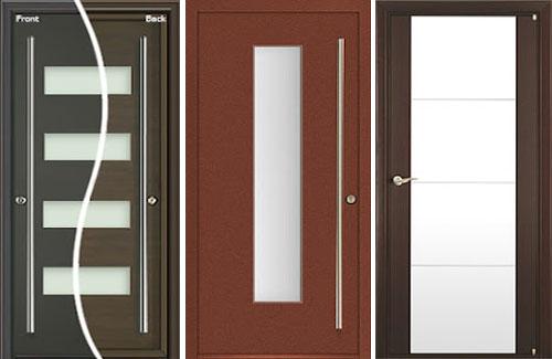 Gambar pintu rumah minimalis modern Elegan dan Mewah ...
