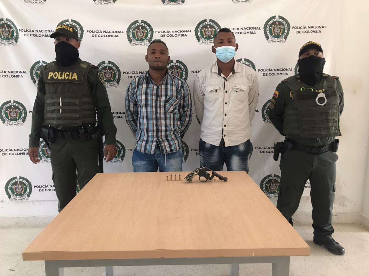 hoyennoticia.com, Policía frustró asesinato en Riohacha