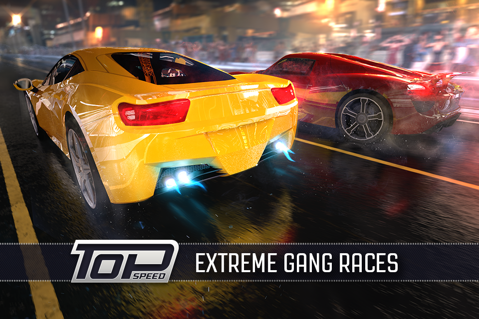Top Speed Drag Fast Racing 3D MOD APK