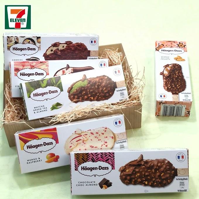 7-Eleven: Häagen-Dazs雪糕批 $100/5盒 至6月16日
