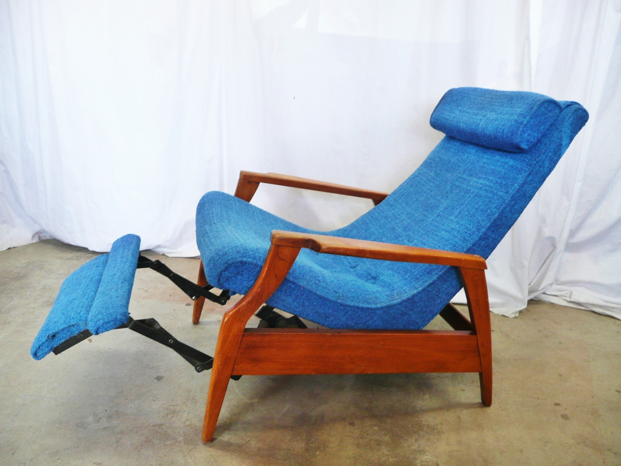Mid Century Recliner Chair Modern Mid Century Danish Vintage Furniture Shop Used