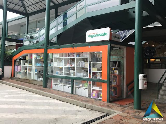 Loja utilidades Organizzata Casa Shopping Rio de Janeiro