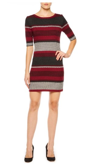 Sanctuary Veronique Rib Knit Dress