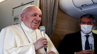 imagem do Papa Francisco