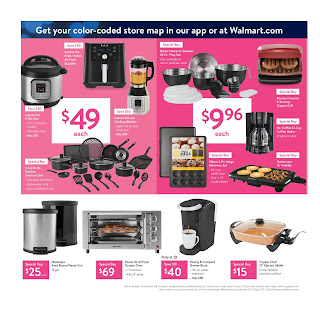 Walmart black friday ad scan 2019 - kitchen