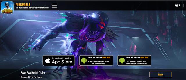 download wallpaper Game PUBG Mobile