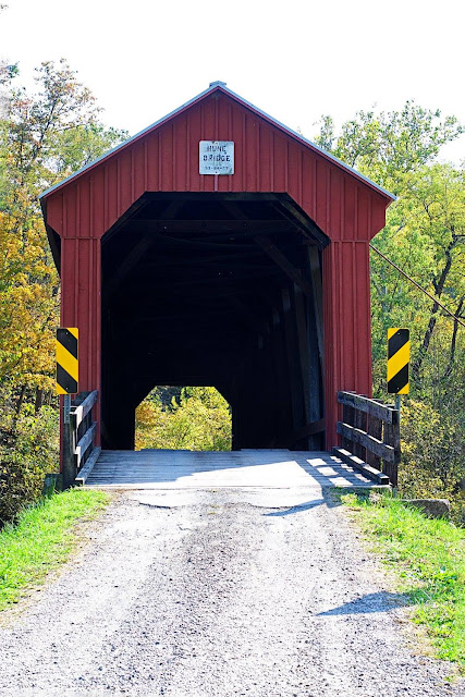 The Hune Bridge.
