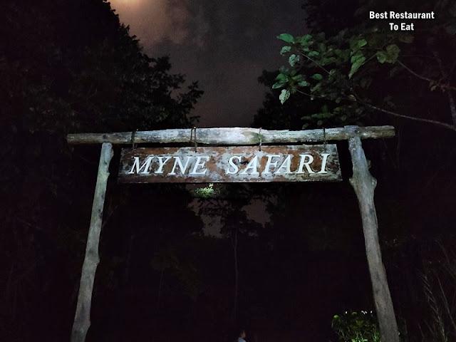 Myne Resort Bilit Sandakan Kinabatangan - Night Safari