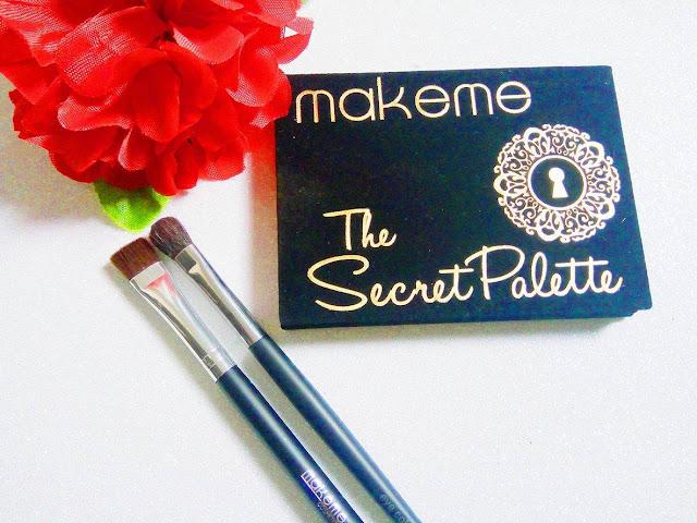 The Secret Palette 2 da Makeme Cosmétics