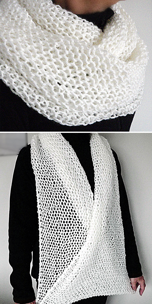 Fast & Easy Cowl - Free Pattern