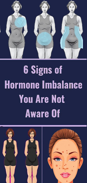 Open Up Your Eyes To These 6 Signs Of Hormonal Imbalance