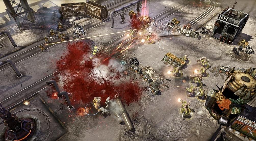 warhammer 40000 dawn of war 2 torrent download