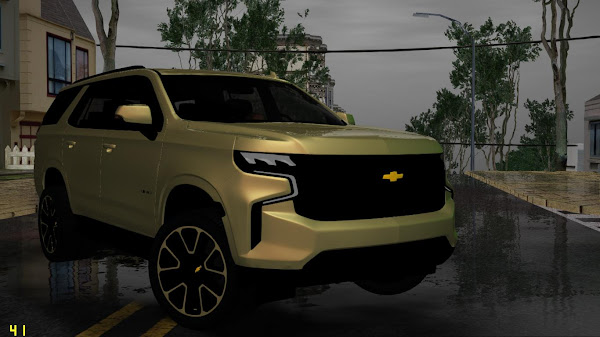 Exclusive Cherolet Tahoe 2020 GTA SA Android & PC