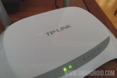 Setting DNS TP-Link TL MR3420