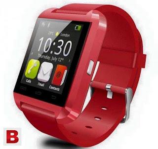 Bluetooth Smart Watch U8 in Pakistan