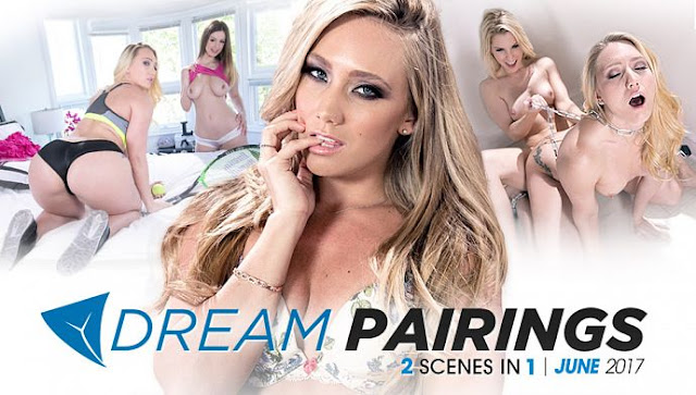 AJ Applegate, Ashley Fires, Stella Cox - Dream Pairings Bound For Love