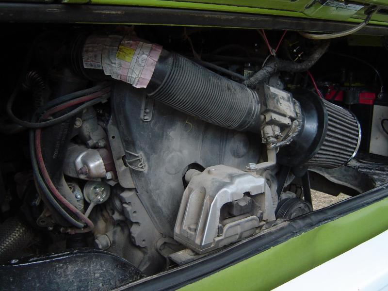 VW TDI Bus Conversion