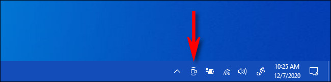 "تم حذف شعار Windows 10 ""Meet Now"""